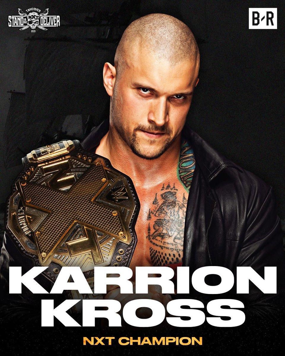 @BRWrestling's photo on Kross