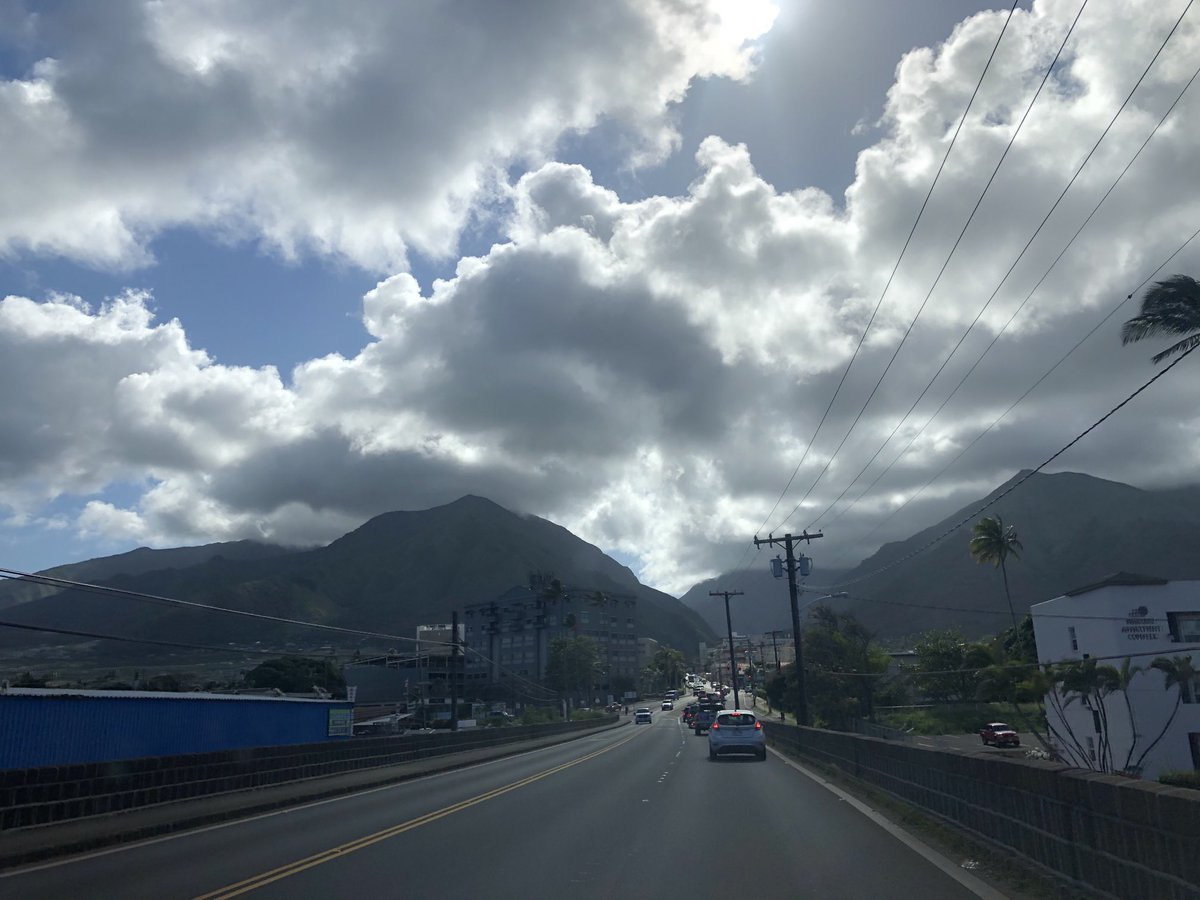 test Twitter Media - Beautiful day in Wailuku town. #CMWeather #Maui #Wailuku #BeautifulDay #MagicalMaui #MauiNoKaoi https://t.co/W6KI6br2hz