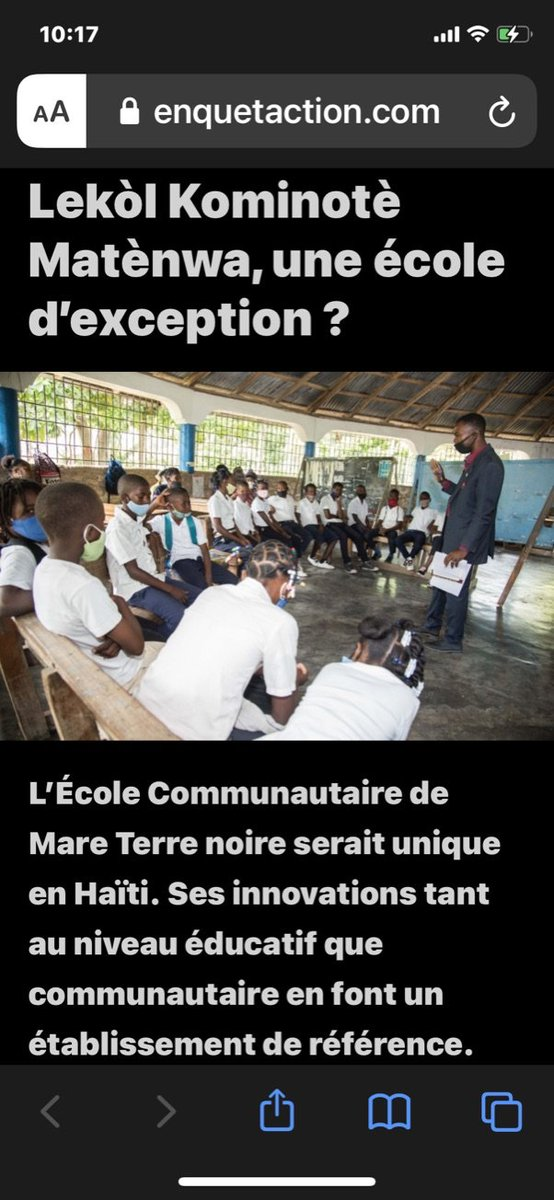 MITHaiti photo