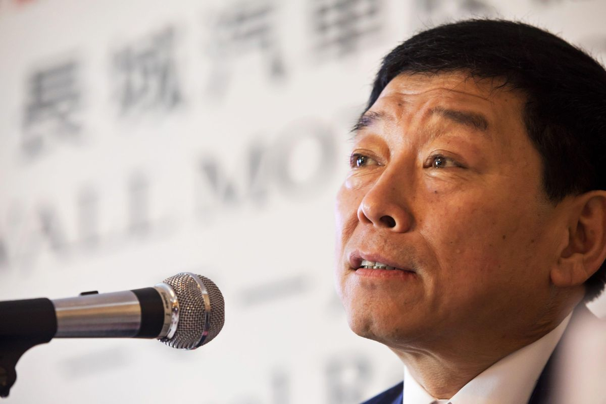 Sales At China Billionaire's SUV Maker More Than Doubled In 1st Qtr Amid Economic Recovery Photo