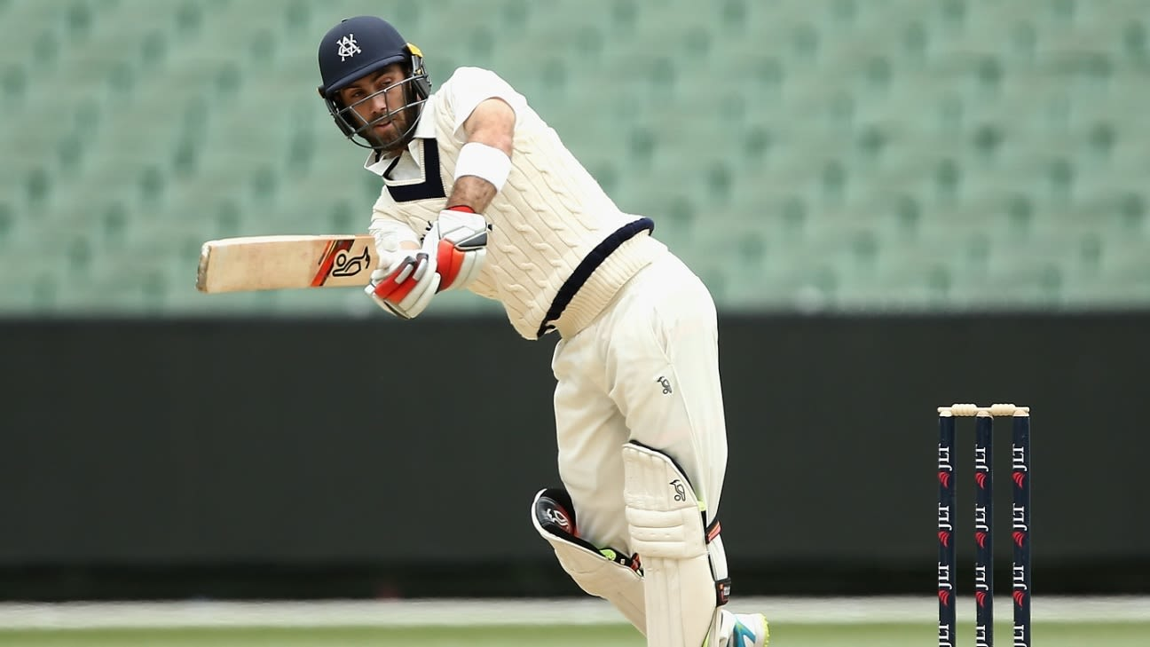 Glenn Maxwell may not need Sheffield Shield cricket for Test recall - Chris Rogers Photo
