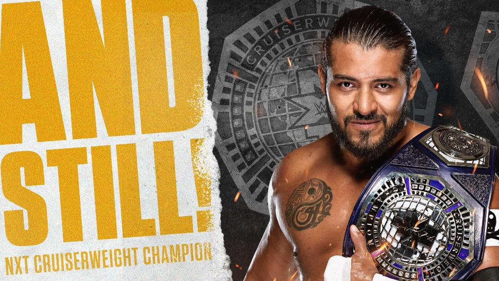 WWE NXT TakeOver Stand And Deliver 2021 Night II: New Champions Crowned 2