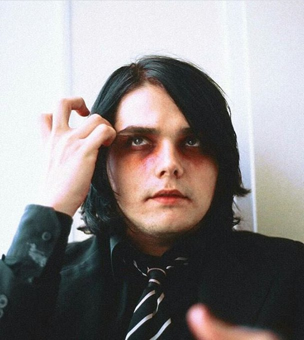 Happy birthday to the love of my life & inspiration for everything i do, mr gerard way