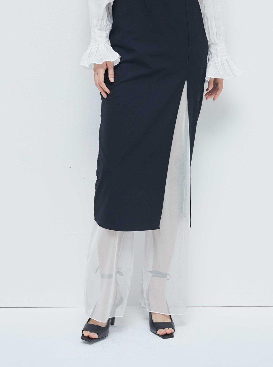 靴下屋のチュールレギンスが可愛すぎる!涼しげでファッションのポイントになること間違いなし!