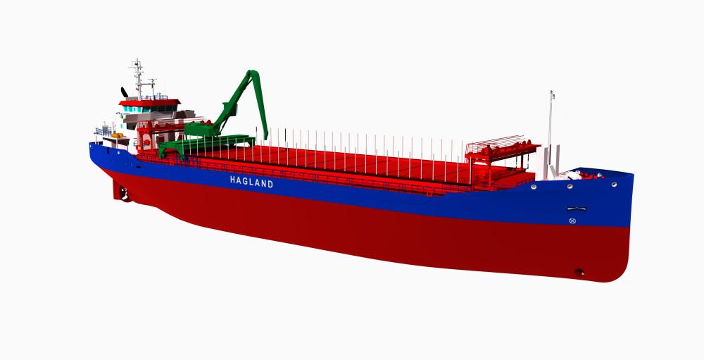Hagland Shipping får støtte til to nye miljøskip https://t.co/FNdO1hylP0 https://t.co/EHXoxG7oLl