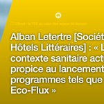 Image for the Tweet beginning: Sur le site de @Bpifrance,