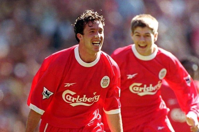 Happy Birthday Robbie Fowler  Hope retirement is treating you well