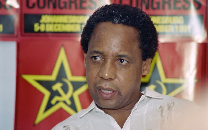 KHAYA XABA 28 years after Chris Hani's assassination, how is SA faring?