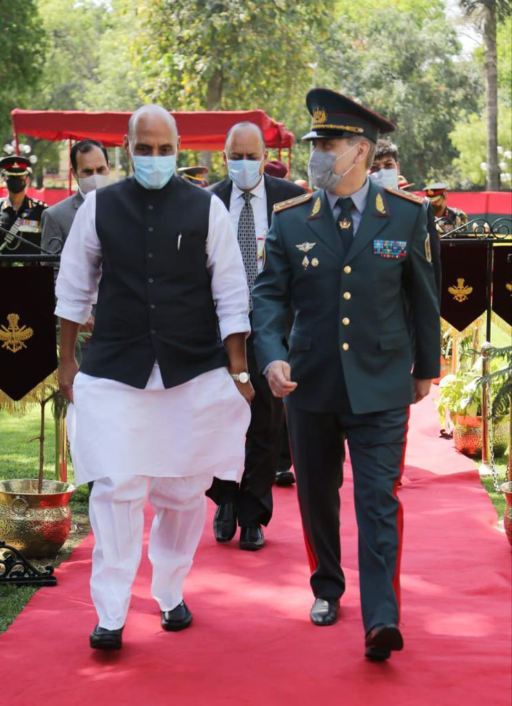 India, Kazakhstan to further strengthen bilateral defence cooperation