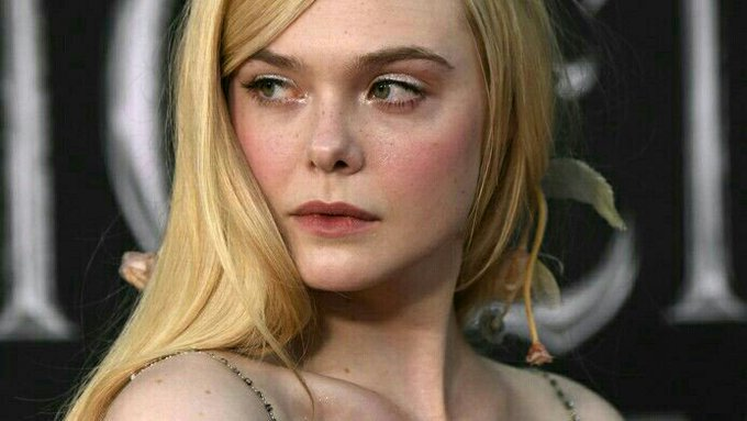 Happy 23th birthday, Elle Fanning