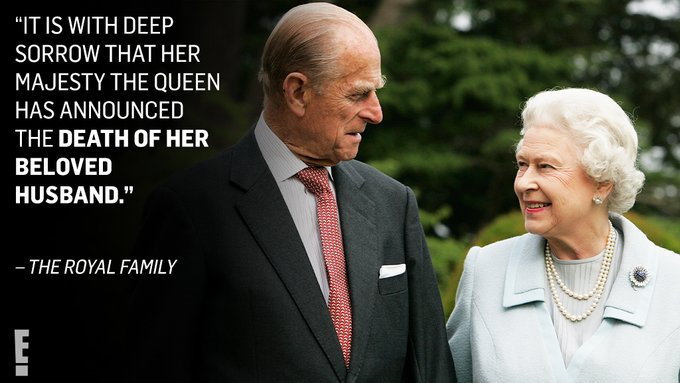 Queen Elizabeth II Faces The Loss Of Husband Prince Philip | NBC Nightly News Photo