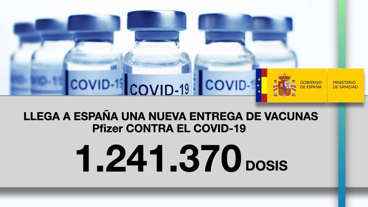 Twitter Salud Pública. Esta semana han llegado a España nuevas...: abre ventana nueva