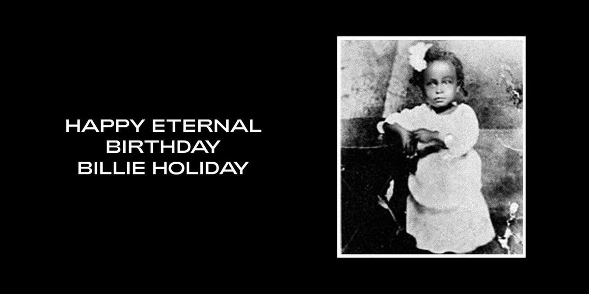 RT @Bey_Online: https://t.co/qRvFmnQvfW: Happy Birthday Billie Holiday & Skai Jackson https://t.co/6sJ2egywjB https://t.co/gBcuipqefx