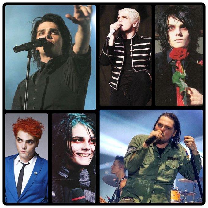 Happy Birthday Gerard Way
