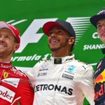 Image for the Tweet beginning: #OTD: The 2017 Chinese GP… Pole