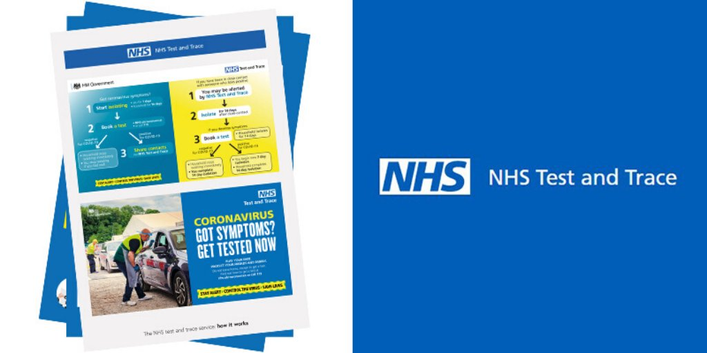 test Twitter Media - As lockdown restrictions are lifted, the Department of Health has updated its advice for businesses on what to do if someone you employ is contacted by NHS Test and Trace, including self-isolation, sick pay and financial support. https://t.co/hGPscIkHSm https://t.co/85CVsNTf4Z