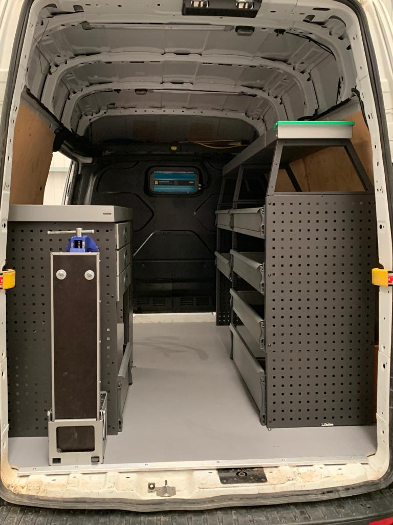 test Twitter Media - Check out our recent racking install! Our customer wanted to make his van more practical for his work life and store all his belongings neatly and safely! Thinking about adding to your vehicle? Call or email us today to see what we could do for you! 01923712430  #TAD #racking https://t.co/wCYO5arWQ7