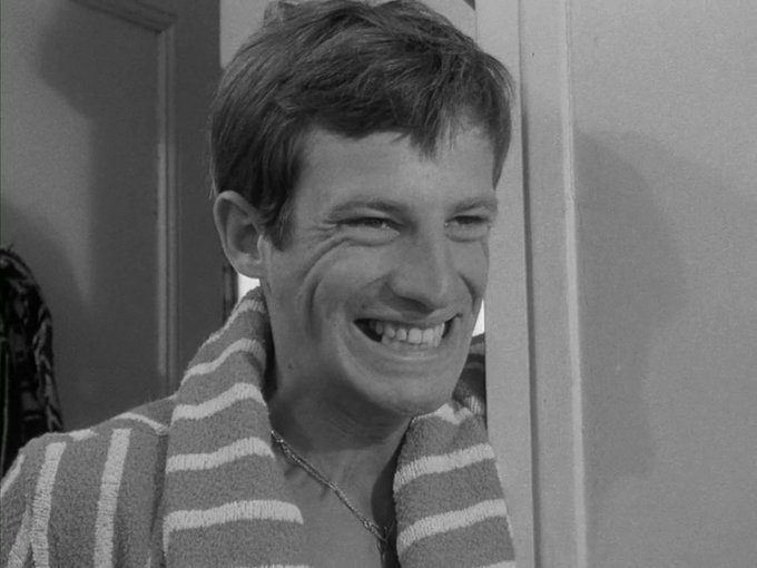 Happy birthday to a French icon, a prominent figure of the new wave, Jean-Paul Belmondo!