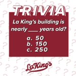 Image for the Tweet beginning: TRIVIA TIME! About how many