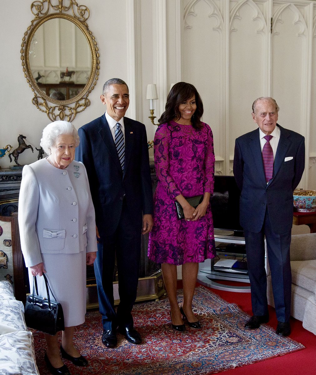 @BarackObama's photo on Royal Family