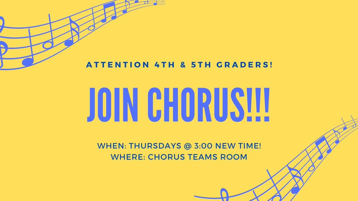 RT <a target='_blank' href='http://twitter.com/ProjEdisonHFB'>@ProjEdisonHFB</a>: Hey 4th & 5th Grade <a target='_blank' href='http://twitter.com/HFBAllStars'>@HFBAllStars</a> - join chorus with <a target='_blank' href='http://twitter.com/MusicHFB'>@MusicHFB</a>! <a target='_blank' href='https://t.co/BNDDuxk75O'>https://t.co/BNDDuxk75O</a> <a target='_blank' href='http://search.twitter.com/search?q=HFBTweets'><a target='_blank' href='https://twitter.com/hashtag/HFBTweets?src=hash'>#HFBTweets</a></a> <a target='_blank' href='https://t.co/CsaVw5VqJZ'>https://t.co/CsaVw5VqJZ</a>