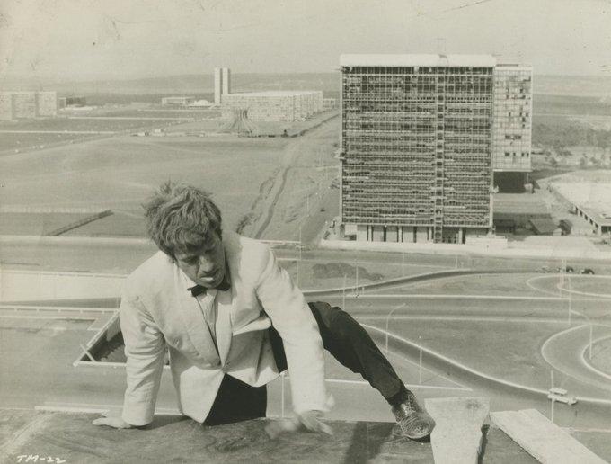 April 9 - Happy Birthday Mr. Jean-Paul Belmondo, here Mr. Belmondo as Adrien Dufourquet - L\Homme de Rio, 1964