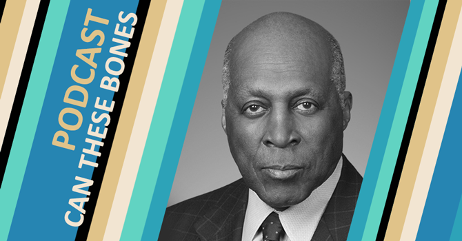 Tomorrow is the 40th anniversary of Howard Thurman's death. In this 2018 episode of the Faith & Leadership podcast, @WilliamHLamarIV interviewed the late civil rights activist Vernon Jordan on his friendship with the great Baptist preacher. https://t.co/1JiRrBT6yl https://t.co/GrUVq1kB0E