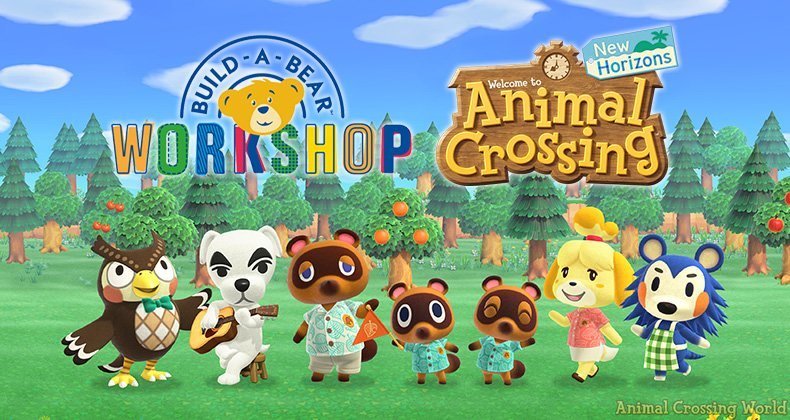 RT @DualShockers: 5 Predictions for the New Animal Crossing Build a Bear Character https://t.co/okw3nHg1Od https://t.co/4CtZjbOGWX
