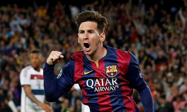 Which version of Messi was better?? 14/15 Messi or 18/19 Messi🤔 https://t.co/OKxGucmqQu