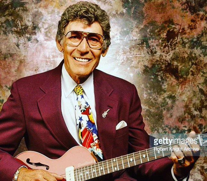 Well.........it s one for the money!   Happy birthday Carl Perkins!