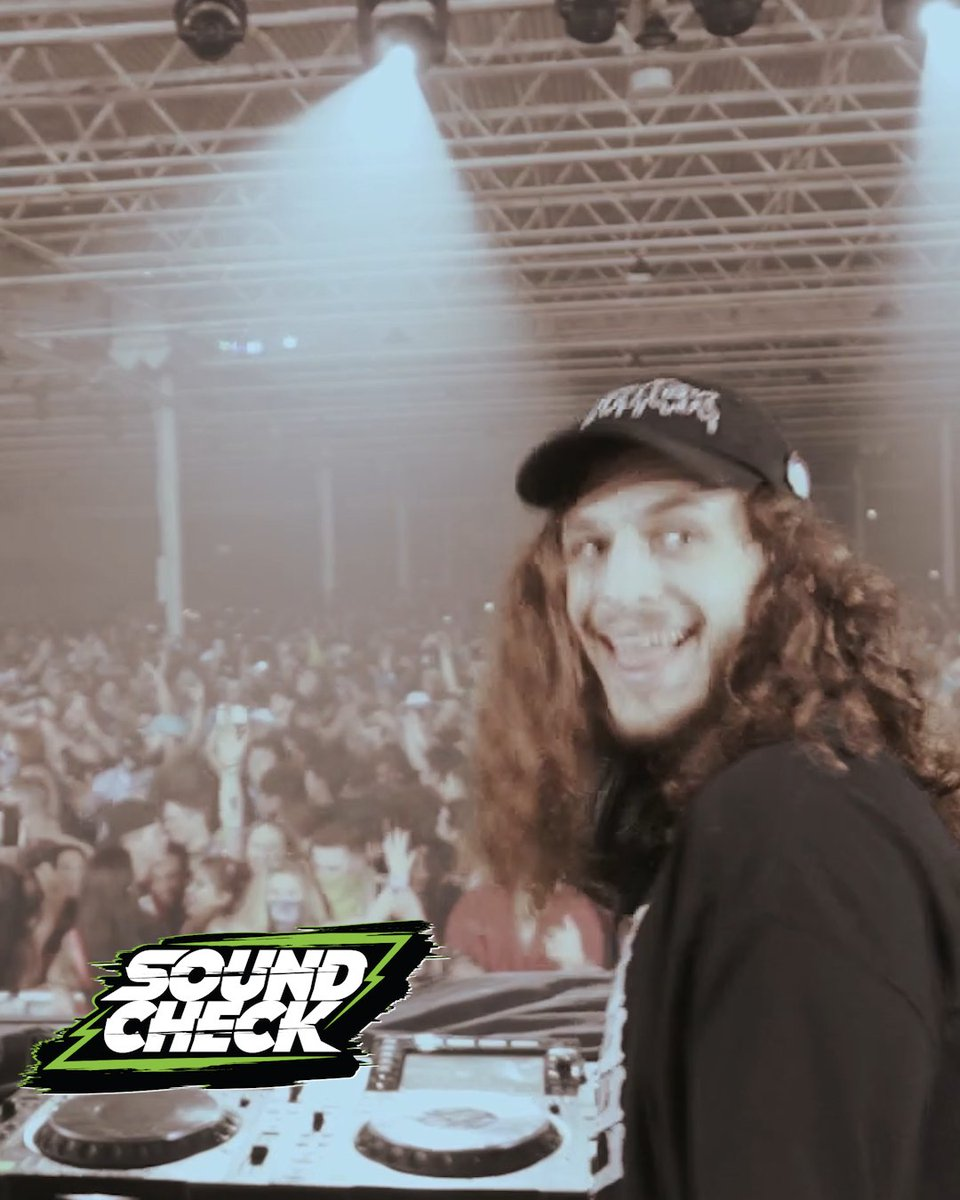 .@Subtronics takes us behind the scenes as he dives back into live, in-person music w/ the @MonsterEnergy @OutbreakPresnts Tour! 🔥  📼: https://t.co/kxLR9GOBeT https://t.co/S4gdYVwNsL