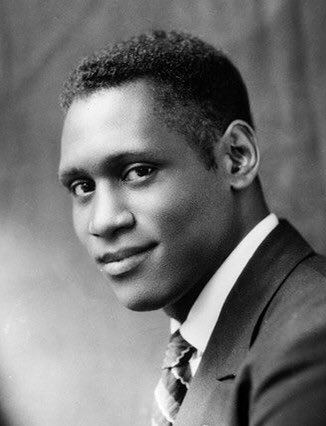 April 9, 1898 — Actor, lawyer and civil rights activist Paul Robeson was born. https://t.co/d00SfJ8wTk
