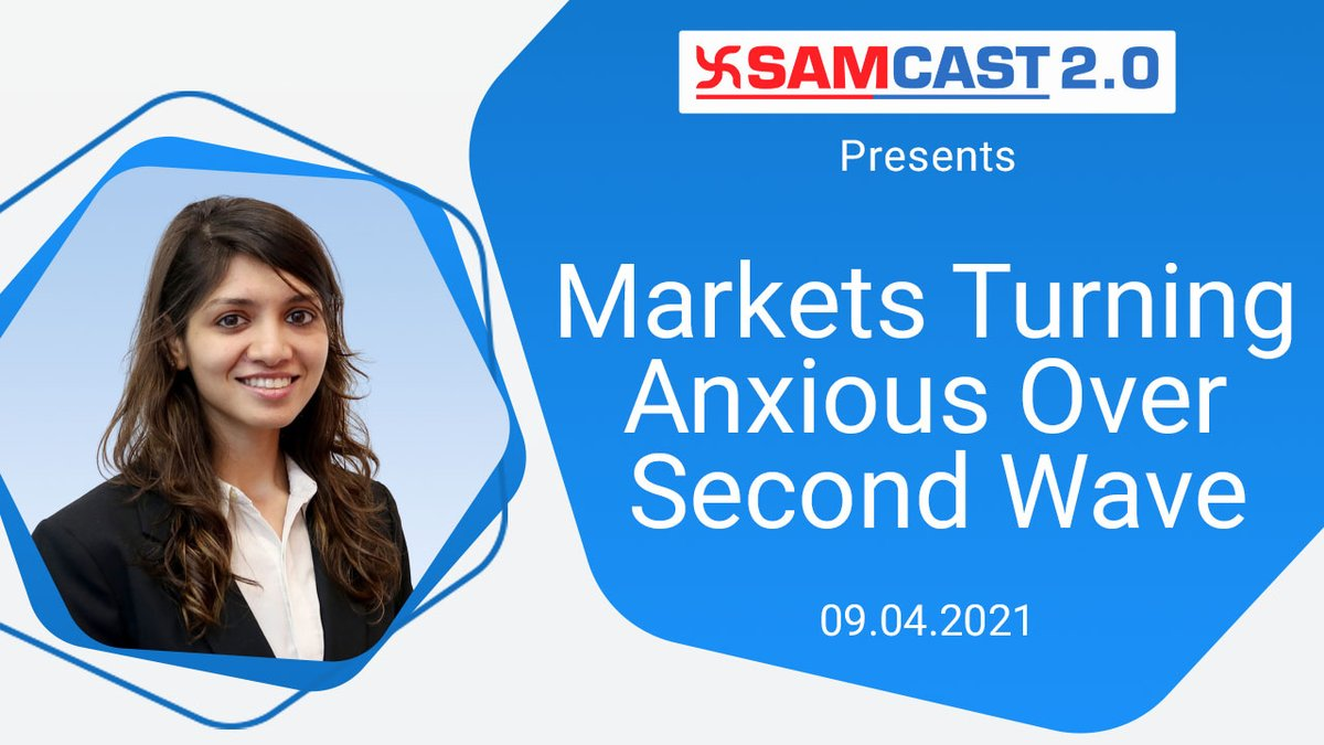 Markets Turning Anxious Over #secondwave of #COVID19   Here is a Weekly Market Analysis by Our Head of Equity Research Ms @NiraliShahh    Watch Now - https://t.co/uDeiEn5aAu  #Sensex #Nifty #Dalalstreet #StockMarket #stockmarkets #sharemarket #stock #StocksInNews #StocksToBuy https://t.co/HyXZoat3kj