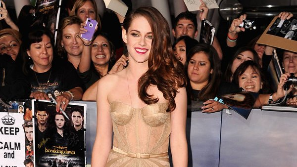 About one thing i am absolutely certain: kristen stewart.  happy birthday, queen!