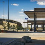 #DYK? The most recently completed GSA project to earn a prestigious COTE Top Ten award for sustainable design is the United States Land Port of Entry in Columbus, New Mexico, which is also certified Silver by the Sustainable SITES Initiative.   #EarthDay