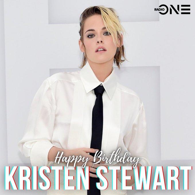 Happy birthday to actress Kristen Stewart!