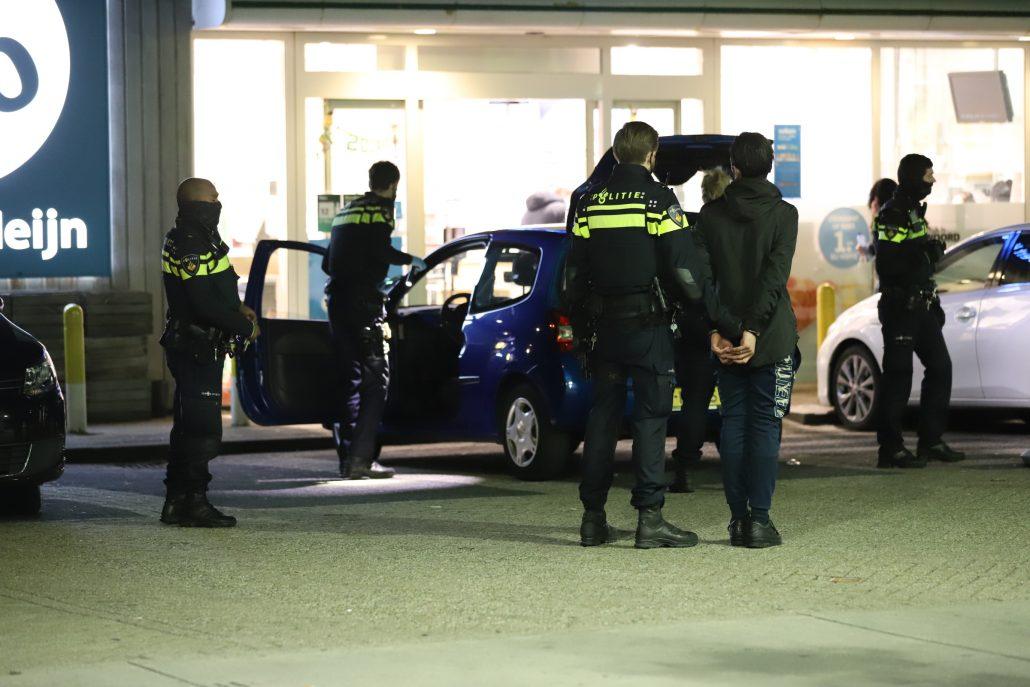 Persoon aangehouden na vechtpartij BP tankstation Rijswijk -. #rijswijk.