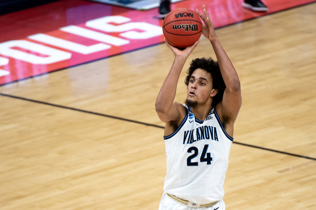 Villanova F Jeremiah Robinson-Earl declares for NBA draft - https://t.co/m1BT5AshNO https://t.co/bIpRwMtPOx