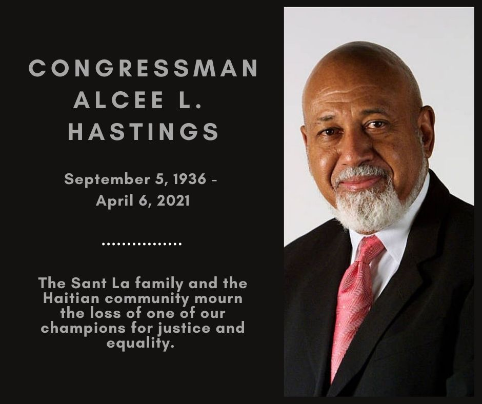 We are saddened by the news of the passing of the Honorable Alcee L. Hastings. He was truly a champion for justice and equality. Peace and blessings to his loved ones during this time. https://t.co/OHqg3MmYIm