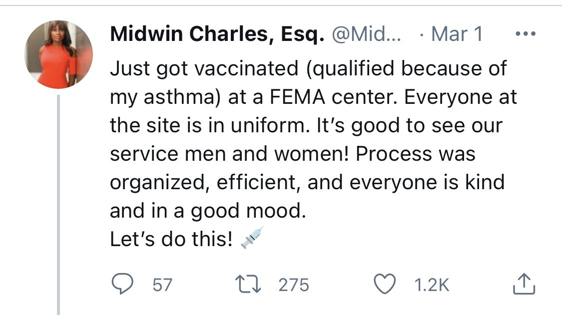 RT @anthonyrj: @TheFibDoctor @JackPosobiec Midwin Charles is another who died recently. https://t.co/wErIxJp1n0
