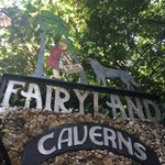 Image for the Tweet beginning: Who loves Fairyland Caverns?