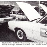 #TBT for #EarthDay2021! Check out the natural gas hybrids in the GSA Fleet (circa 1970s), developed to cut down on the rising cost of gasoline in the 1970s.  Check out the Alternative Fuel Vehicles available today from GSA Fleet at https://t.co/lWQo9RBg8X.