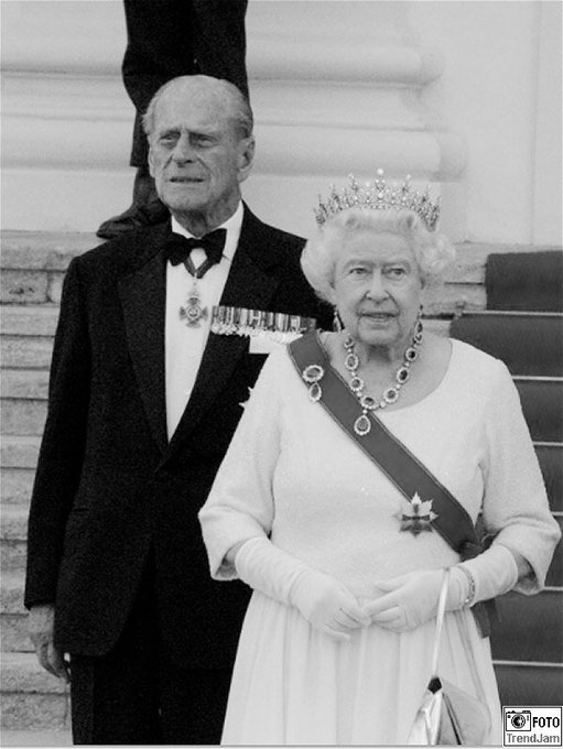 RIP PrincePhilip  We'll never forget quotes like this: �