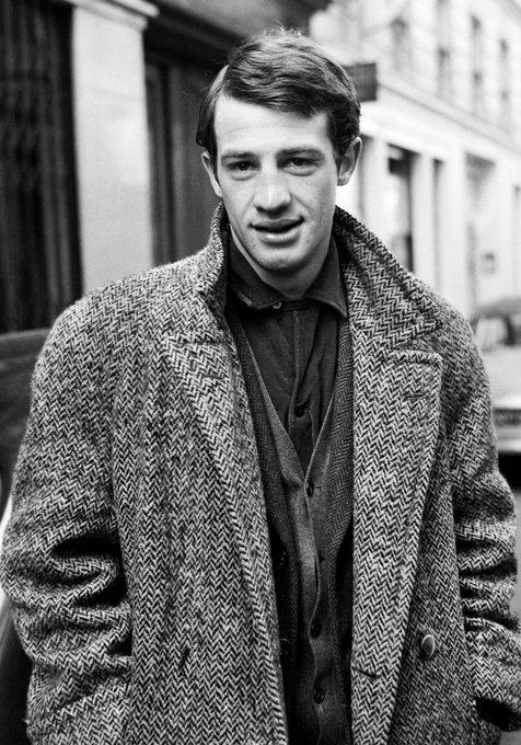 Happy Birthday to French film legend, Jean-Paul Belmondo.