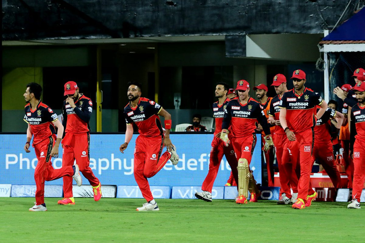 Tough game but happy to be on the winning side.  #playbold @RCBTweets https://t.co/3UNhRunXDO