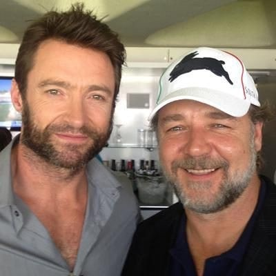 Happy Birthday Russell Crowe retrospectively. and