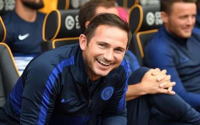 CHELSEA: LAMPARD REVEALS DECLAN RICE CHASE