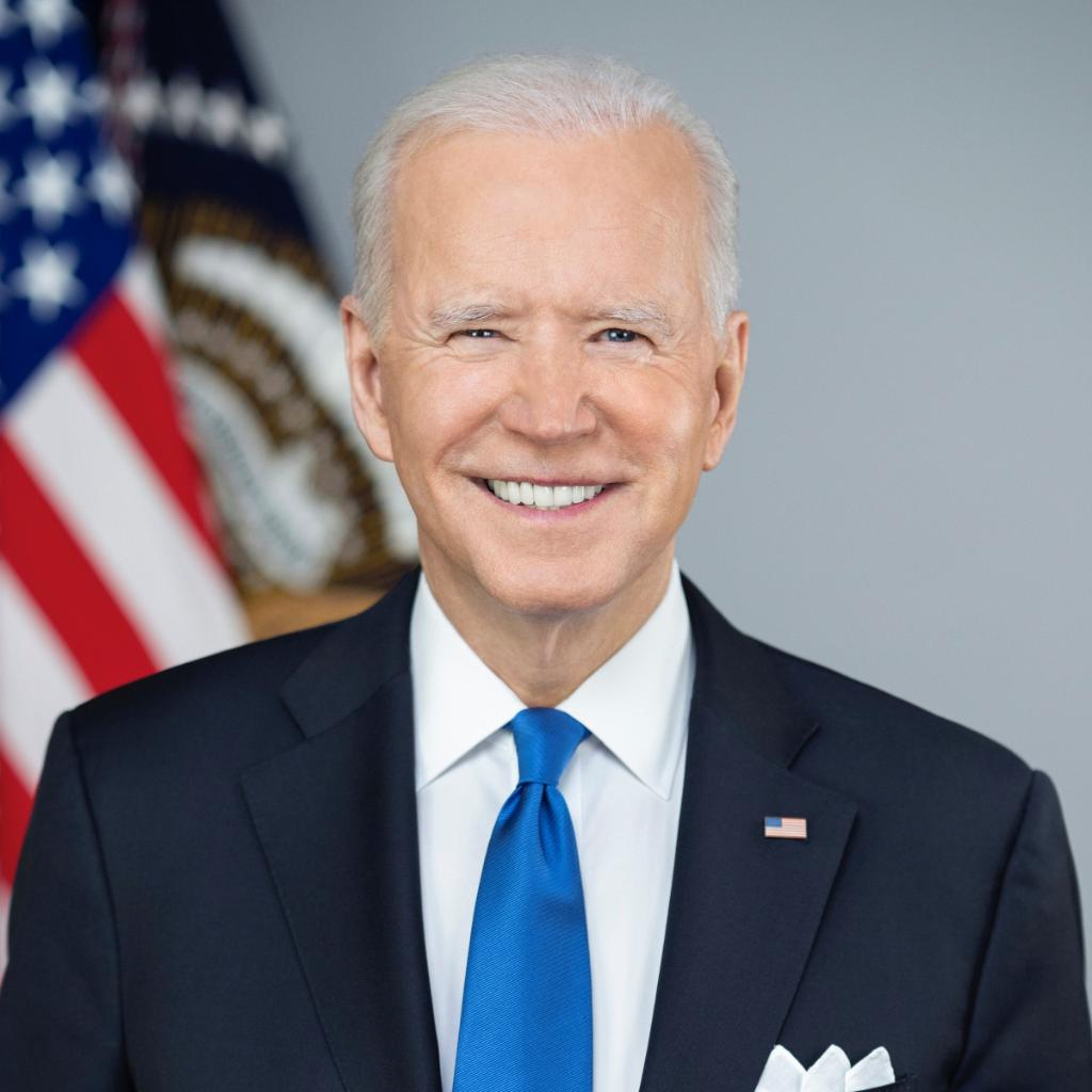I'm excited to share my official portrait — and honored to serve as your president every day. https://t.co/JIe5mDJK5a
