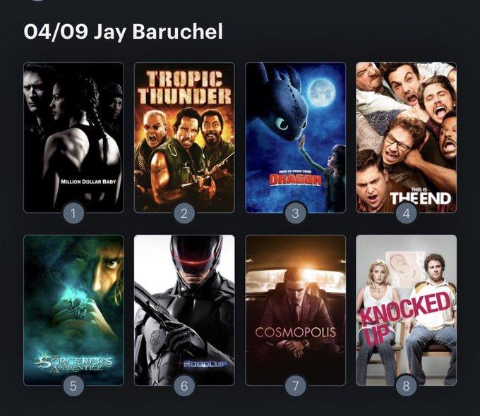 Hoy cumple años el actor Jay Baruchel (39) Happy birthday ! Aquí mi Ranking:
