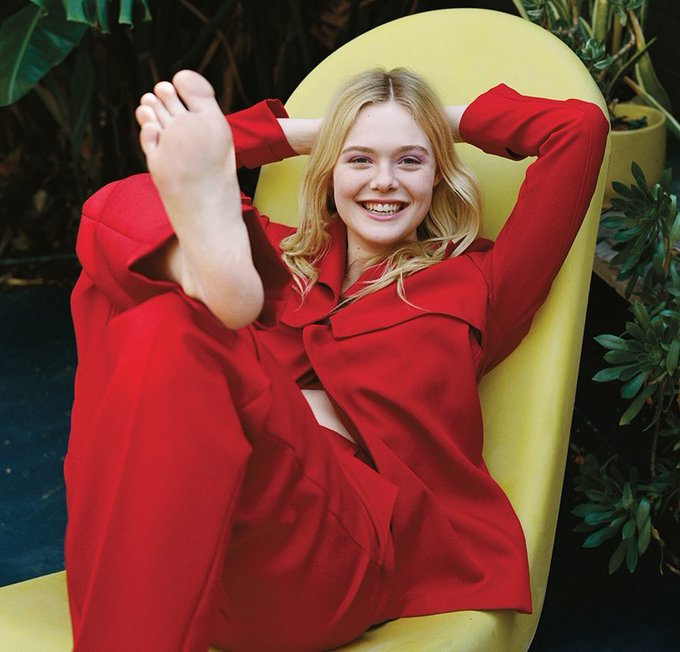 A bit late but happy birthday to Elle Fanning one of my top 5 crushes